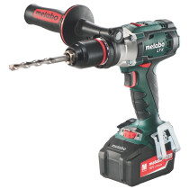 Metabo SB18LTX (2x5.2Ah) 18V Impuls Combi Drill with 2x 5.2Ah Batteries