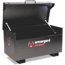 Armorgard SB2 Strongbank Site Box 4' x 2' x 2'
