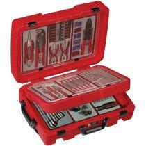 Teng Tools SC02 232 Piece Portable Service Flight Style Kit