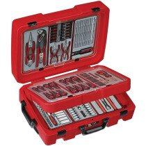 Teng Tools SC03 193 Piece Portable Service Flight Style Kit