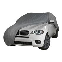 Sealey SCCXXL All Seasons Car Cover 3-Layer - Extra Extra Large