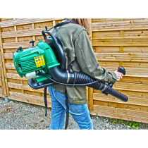 TCK SD30 Petrol Backpack Blower 30cc 2 Stroke Engine