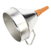Sealey FM20 Funnel Metal with Filter 200mm