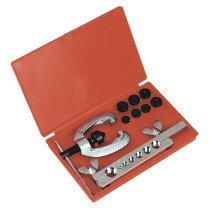 Sealey AK505 Pipe Flaring Kit 9 Piece