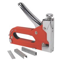 Sealey AK7061 Staple & Nail Gun 4-14mm