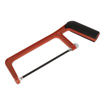 "Sealey AK8680 Junior Hacksaw with Adjustable Blade 150mm (6"")"