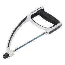 "Sealey AK8683 Mini Hacksaw with Adjustable Blade 150mm (6"")"