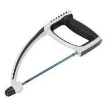 "Sealey AK8683 Mini Hacksaw with Adjustable Blade 150mm (6"")"