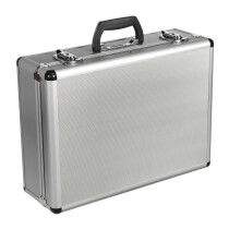 Sealey AP601 Tool Case Aluminium Radiused Edges