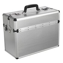 Sealey AP605 Tool Case Pilot Style Fully Polished Aluminium AP605