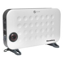 Sealey CD2013TT Convector Heater 2000W/230V with Turbo & Timer
