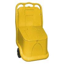Sealey GB04 Grit & Salt Mobile Storage Cart 75ltr