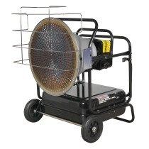 Sealey IR37 Infrared Paraffin/Kerosene/Diesel Heater 38kW 230V