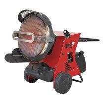 Sealey IR55 Infrared Paraffin, Kerosene & Diesel Heater 42.7/45.5kW 230V
