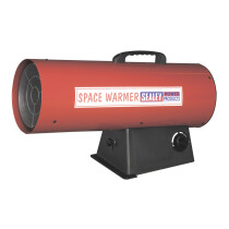 Sealey LP100 Space Warmer Propane Heater 68,000 - 97,000 Btu/hr