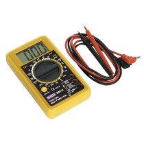 Sealey MM19 Digital Multimeter 19 Function
