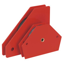 Sealey MQC2 Magnetic Quick Clamp Set 2 Piece