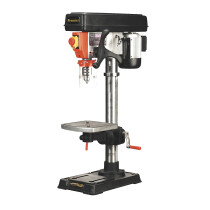 Sealey PDM125B Pillar Drill Bench Premier 16-Speed 1050mm Height 230V