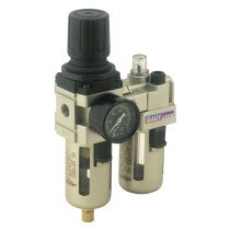 Sealey SA106 Air Filter/Regulator/Lubricator Max Air Flow 60cfm