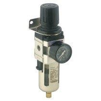 Sealey SA106FR Air Filter/Regulator Max Air Flow 70cfm