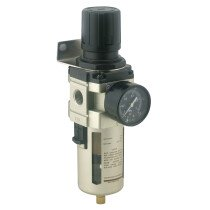 Sealey SA206FR Air Filter/Regulator Max Air Flow 140cfm