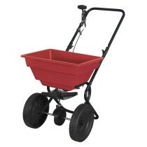 Sealey SPB27W Broadcast Spreader 27kg Walk Behind Lightweight
