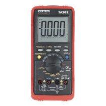 Sealey TA203 Automotive Digital Multimeter 15 Function Bar Graph/PC Link