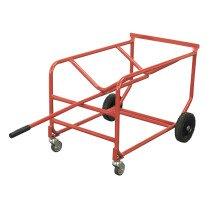 Sealey TP112 Drum Stillage Mobile 48gal/205ltr