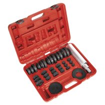 Sealey VS7024 Bearing & Seal Installation Kit 37 Piece