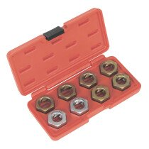 Sealey VS715 CV Joint Thread Chaser 8 Piece