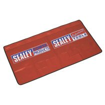 Sealey VS856 Magnetic Workshop Wing Cover with 4 Pockets