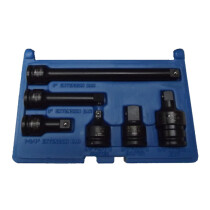 "ISS SET06ACC 3/8"" Drive 6 Piece Impact Accessory Set"