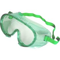 Optramax SG231 Clear Direct Vent Impact Safety Goggles