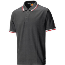 Dickies SH2001 SMALL Riverton Short Sleeved Polo Shirt - Small - Grey - Special Clearance Item!