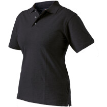 Dickies SH21600 Ladies' Fitted Polo Shirt - Size 16/18 - Black- Special Clearance Item!