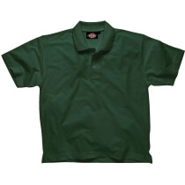 """Dickies SH21220 (Clearance Size) Polo Shirt Bottle Green - XXL (50-52"""" Chest)"""