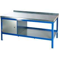 J.A.S. Engineering 2075WSC Super Heavy Duty Workbench