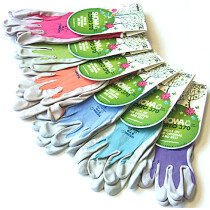 Showa FLOREO 370 Lightweight Garden Gloves (Size 6 = small, 7= medium, 8 = large)