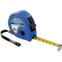 Silverline 868620 Measure Mate Tape Measure 5m (16ft)