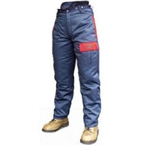 SIP Protection 1SP7 Innovation-A Type 'A' Blue Chainsaw Trousers (Medium) SPANT