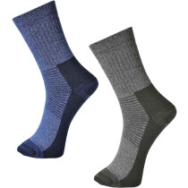 Portwest SK1139-43 Size 6 - Size 9 (EU39 - EU43) Thermal Sock