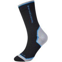Portwest SK23 Black Size 6 - Size 9 (EU39 - EU43) Performance Waterproof Socks