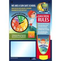 Deb SKSUNBOARD Stoko UV Children's Skin Safety Centre