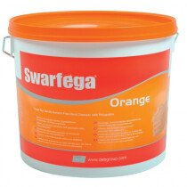 Deb SOR15L Swarfega® Orange Hand Cleanser - 15 Litre Pail