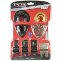 Spectre SP-17216 27 Piece Multi-Tool Kit