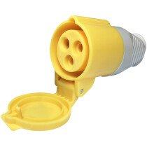 Lawson HIS 951 110Volt Site Socket 16Amp 3 Pin Coupler