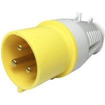 Lawson HIS 960 110Volt Male Site Plug 32Amp 3 Pin
