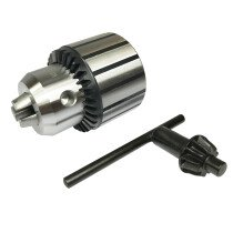 Spectre SP-17135 1-13mm All Steel Machine Chuck (JT6) with Key