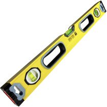 Spectre SP-17197 600mm Box Section Spirit Level with Magnet