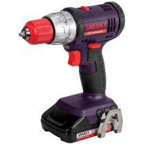 Sparky HD Professional SPKBUR218LIH Combi Drill 18V With 2 x 2.0Ah Li-ion Batteries in Carry Case
